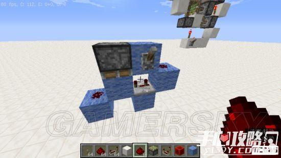 《我的世界》3x3活塞门建造详细图文教程 30