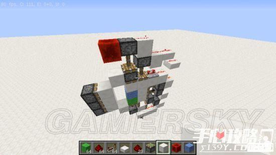《我的世界》3x3活塞门建造详细图文教程 29