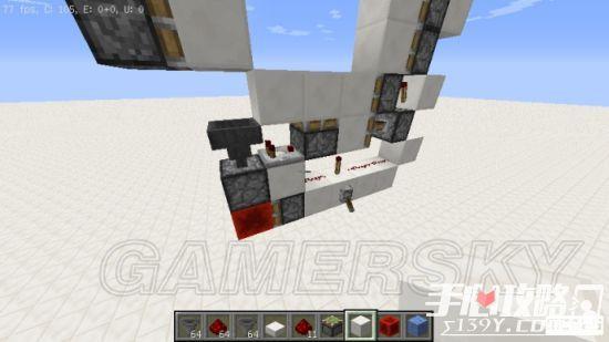 《我的世界》3x3活塞门建造详细图文教程 41