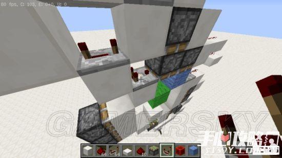 《我的世界》3x3活塞门建造详细图文教程 35