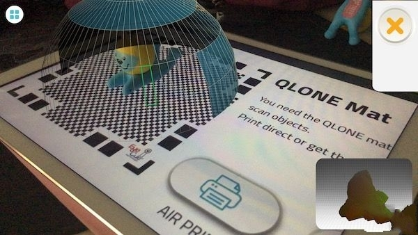《Qlone》评测:这是什么黑科技!实物3D扫描6