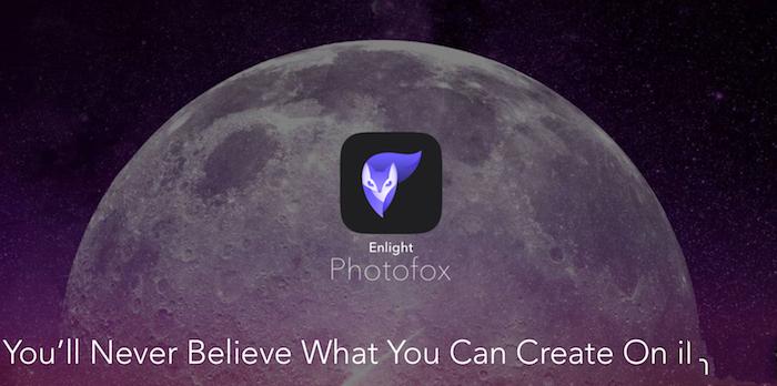 《Enlight Photofox》评测:修片也是艺术 iOS专业修图1