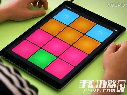 Superpads按键教程-Moving On (Marshmello)1