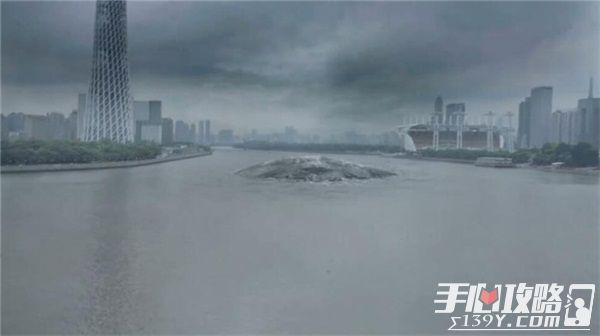 《轩辕传奇手游》小蛮腰下浮现巨大黑影7月20日一起再遇神兽1