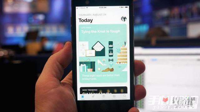 App Store将在9月份开启全新改版 游戏板块全新界面1