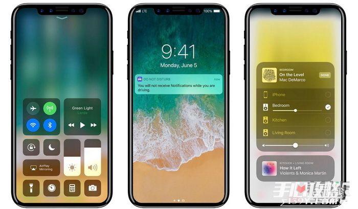 2017苹果发布会9月12日开始 iPhone 8领衔四大新品发布2
