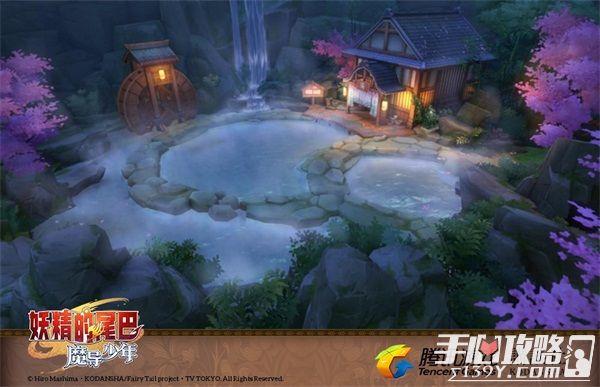 《妖精的尾巴:魔导少年》游戏场景曝光 高度还原动漫10