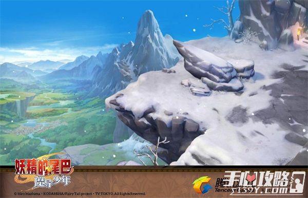 《妖精的尾巴:魔导少年》游戏场景曝光 高度还原动漫12