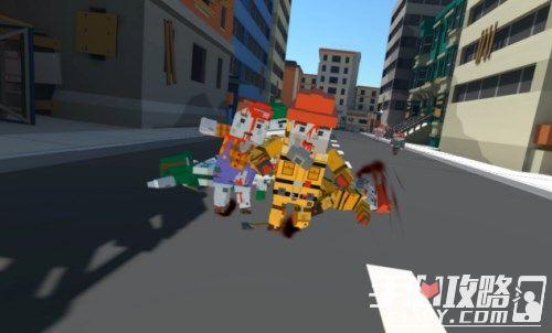 《僵尸之城》VR即将上线Steam 乐高版吃鸡?2