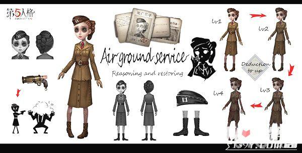 第五人格空军玛尔塔技能属性图鉴及玩法解析1