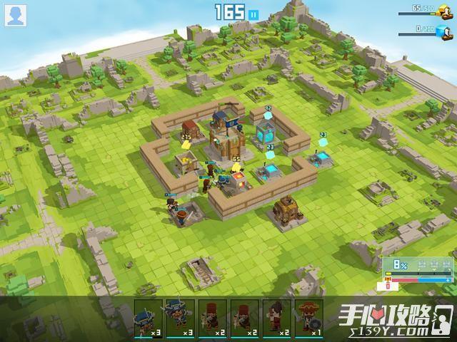 《创世战士》评测:打造自己的天空之城3