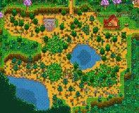 《星露谷物语》农场地图详细攻略14