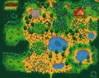 《星露谷物语》农场地图详细攻略8