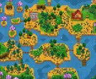 《星露谷物语》农场地图详细攻略5