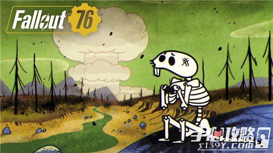 《辐射76》:我竟然在多人游戏里感到了寂寞?!!13