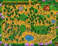 《星露谷物语》农场地图详细攻略2
