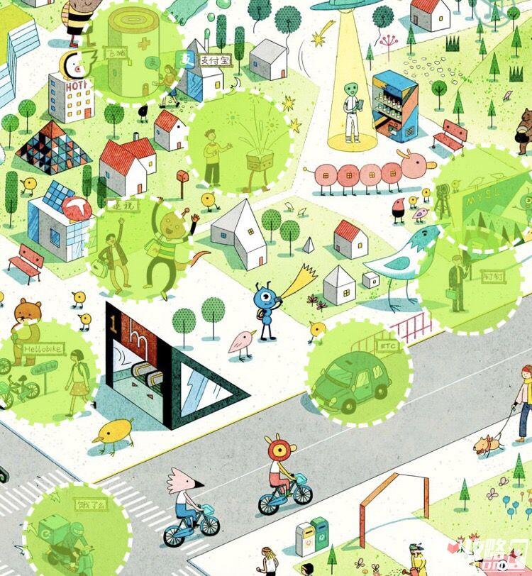 支付宝低碳城市寻宝记18个绿色场景位置介绍2