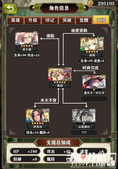 螺旋英雄谭UR英雄凯莉角色先容2