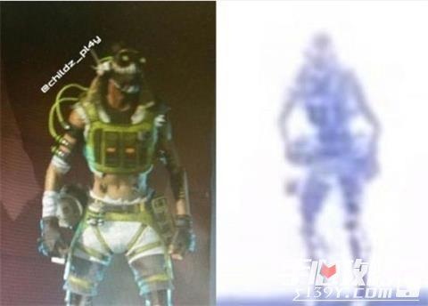 《Apex英雄》第一赛季即将上线 新英雄再泄新图2