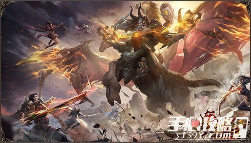 《热血传奇手机版》全新资料片首曝 神龙帝国揭开神秘面纱3