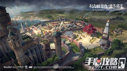 《权力的游戏 凛冬将至》手游玩法解析SLG王座争夺战开启4