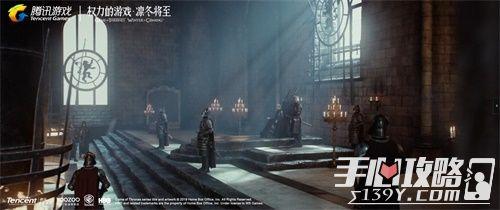 《权力的游戏 凛冬将至》注册送体验金网站大全CG震撼首发 电影级画面引发热议9