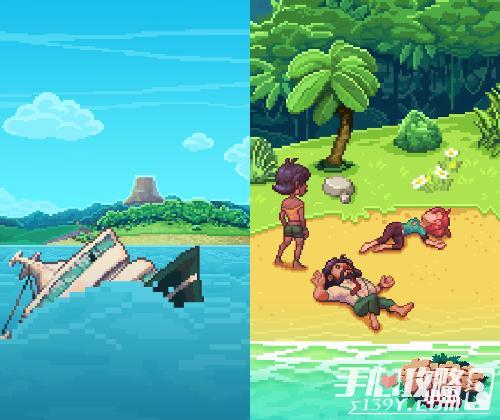 《流浪者小岛》中文版来了!IOS预约今日开启2