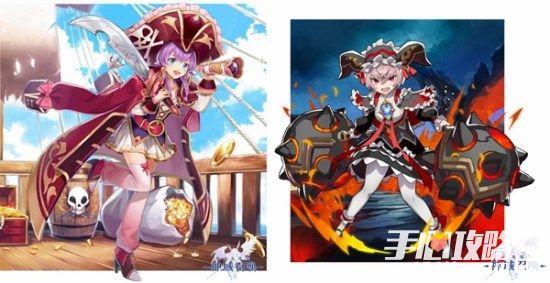 """日系RPG《神域召唤》大版本""""七传奇物语""""全平台开放3"""