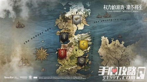 《权力的游戏 凛冬将至》手游高度呈现原剧人物 或将承接最终季7