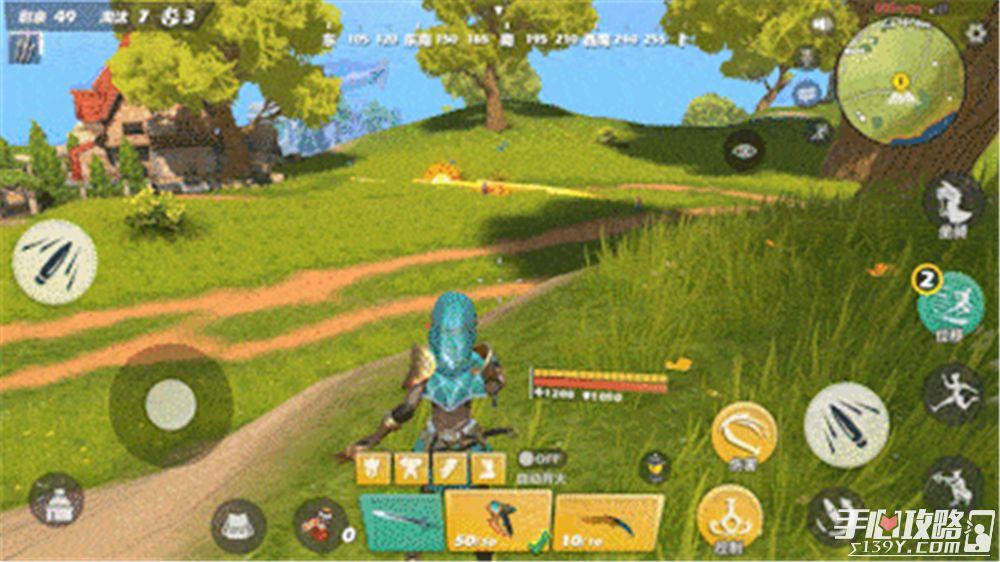 《孤岛先锋》新资料片 全平台公测开启5