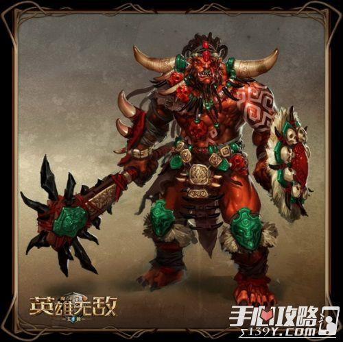 兽人崛起《魔法门之英雄无敌:王朝》全新据点种族势力出征亚山!8