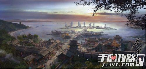 《庆余年》手游世界大地图首曝,庆国雄霸四方来朝6