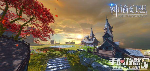《神諭幻想》今日安卓震撼開測!一起來定制你的幻想世界!2