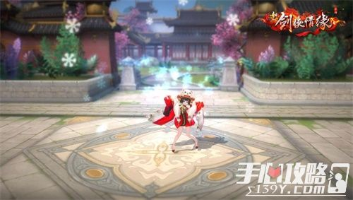 《新剑侠情缘》手游新春版本爆料 仙鹤也能当坐骑?5