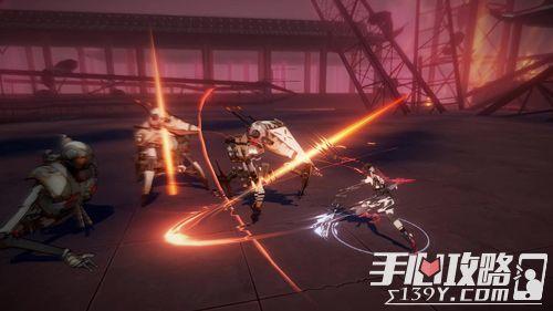 《战双帕弥什》评测:末世题材的3D即时战斗RPG手游4