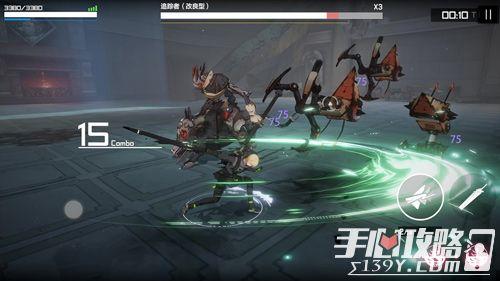 《战双帕弥什》评测:末世题材的3D即时战斗RPG手游6