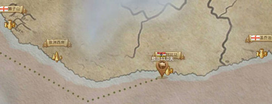 《大航海之路》跑商路線匯總