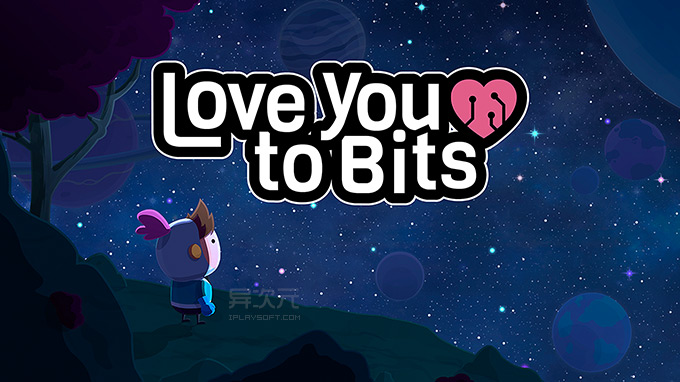 《Love You to Bits》可爱浪漫又让人心碎的凄美科幻冒险解谜游戏