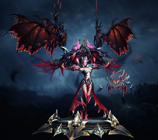 《狂暴之翼》暗夜降臨 幻域玩法攻略