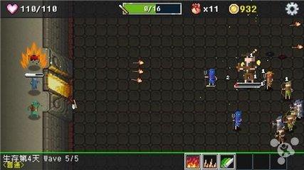 地牢防御勇士的侵入阵容搭配攻略