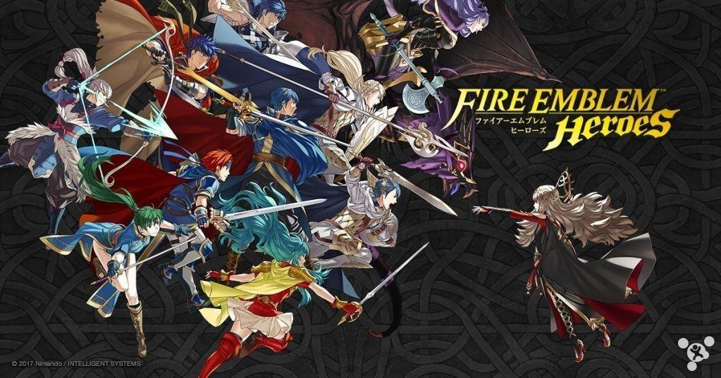 《火焰纹章:英雄》手游新手攻略