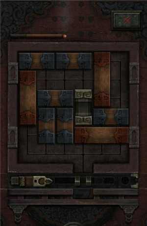 盗墓长生印八宝盒打开方法解析