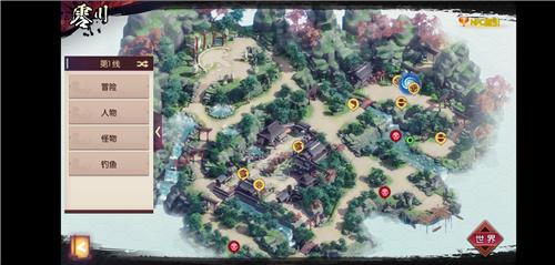 《侍魂胧月传说》寻宝玩法最佳途径 寻宝玩法详细图文攻略