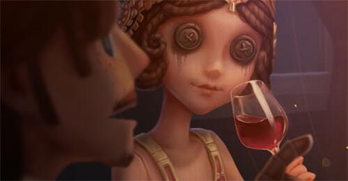 第五人格調酒師黑玫瑰皮膚介紹