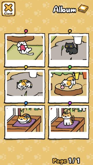 猫咪后院NekoAtsume
