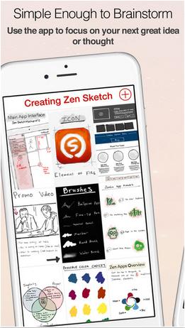 Zen Sketch