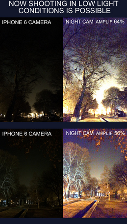 Night Mode Camera