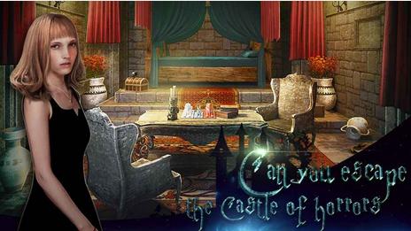 密室逃脱逃离恐怖城堡