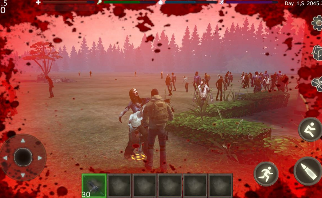 ZOMBIE BATTLEGROUNDS