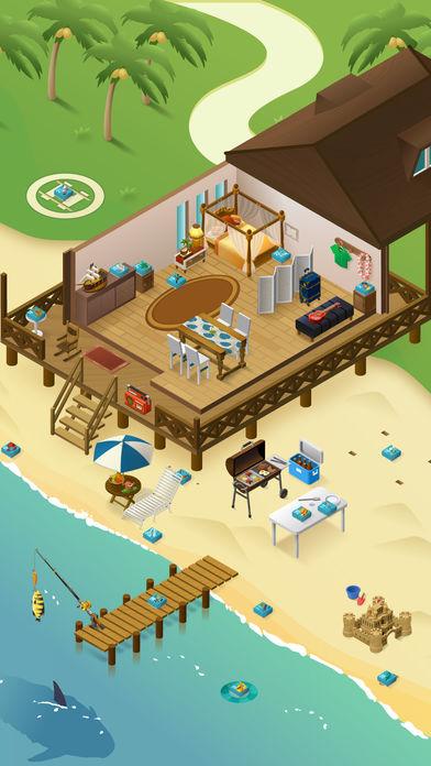 组合模型2度假之海